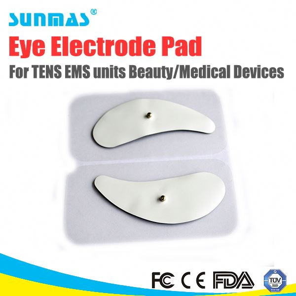 eye beauty pad For tens unit/therapy machine SM112 tens electrode pads self-adhesive electrode