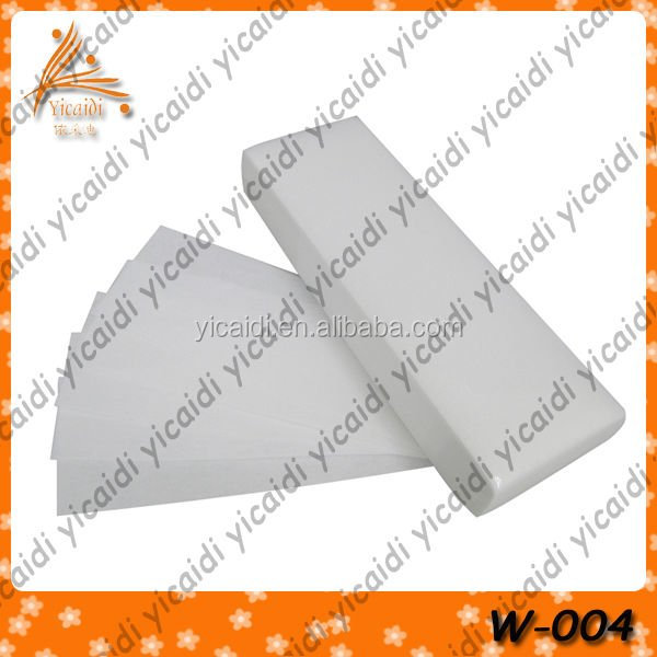Ready to Use disposable nonwoven Full Body Wax Strips for Dry Skin