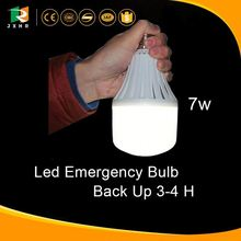 2016 new design 5w rechargeable led emergency b b 100lm/w 3 years warranty
