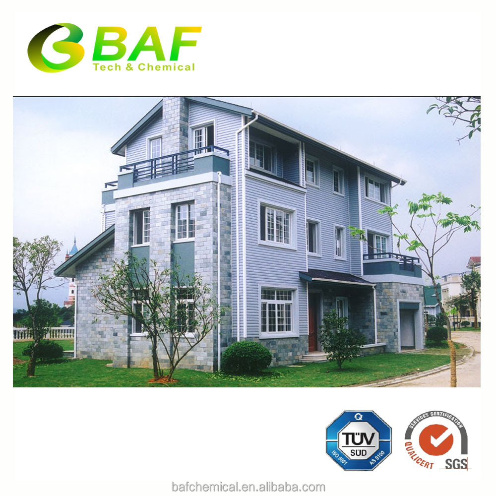 China high quality no smell pure acrylic emulsion exterior house paint for exterior wall DJ-9898