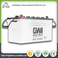 4 seater charging car battery dealers 105E41L bus battery