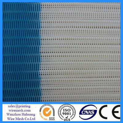 3252 Polyester Spiral Fabric used in processing industry