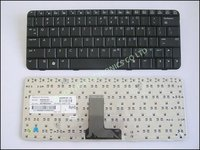 New Different Parts of Laptop Keyboard for HP 2210B B1200 Black Series US Layout