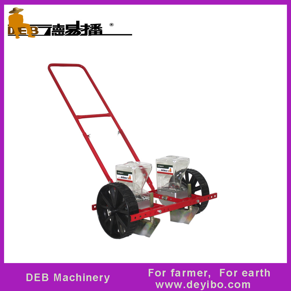 2 row high precision peanut planting machine/peanut seeding planter