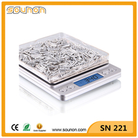 High Precision Cheap Digital Pocket Scale Kitchen Scale