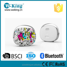 WIFI Speaker, WiFi Bluetooth Speaker Enhanced Bass Cloud Speaker Wireless Multi-Room Sound Solution, 30-Watt Power