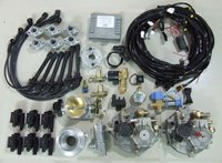 Dedicated CNG 100 % Kit Diesel 6-10cylinder