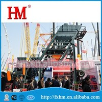 Various Types Of Mobile Silos Concrete Batch Plant/Engineering & Construction Machinery