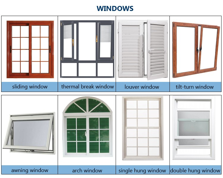 Foshan custom aluminium sliding window frames manufacturer for Aluminium window frame manufacturers