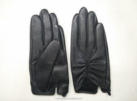 Lady Leather Glove Fashion Dress Glove High Quality Goat Glove Leather
