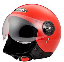 Motorcycle helmet with ECE approved wholesale casco para moto open face helmet