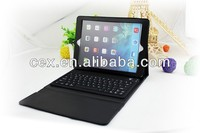 Leather Stand Case Cover With Wireless Bluetooth Keyboard For Apple iPad Air iPad 5 5th
