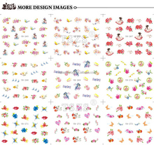 chinese nail art designs free tattoo supply samples water transfer art nail sticker