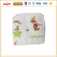 Camera B Grade Sleepy Hot Sell Baby Diaper in Pakistan