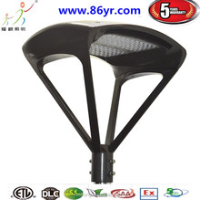 Shenzhen Yaorong factory wet location suitable outdoor IP65 DLC ETL led garden pole light