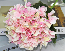 186430 pink wholesale tall cheap artificial hydrangea flowers