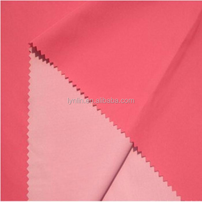 High Quality 260T Pongee Dobby With PVC Coating Fabric For Jacket