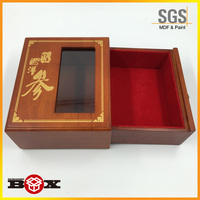 High Grade Decorative Small Wooden / Mdf Drawer Storage Box