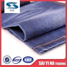 Professional denim fabrics flat finish made in China