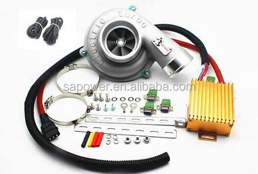 Universal racing Car electric turbocharger/ electronic turbo charger high quality