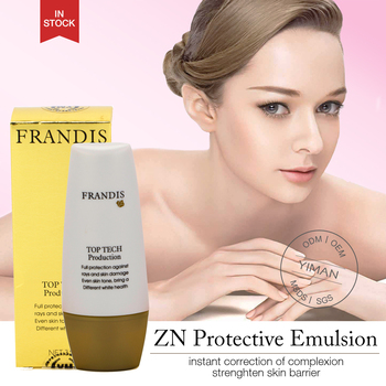 wholesale sunscreen star product ZN Protective Emulsion sunscreen spf 50 sunblock cream available