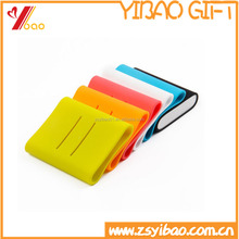 Customed Silicone Bank Power Cover