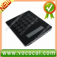 Brand New Mouse Pad Calculator with Four USB Hubs