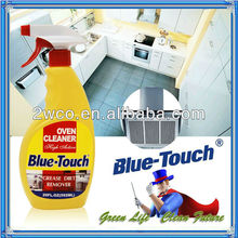 Blue-Touch Oven Cleaner 592ml household items, Liquid cleaning chemical