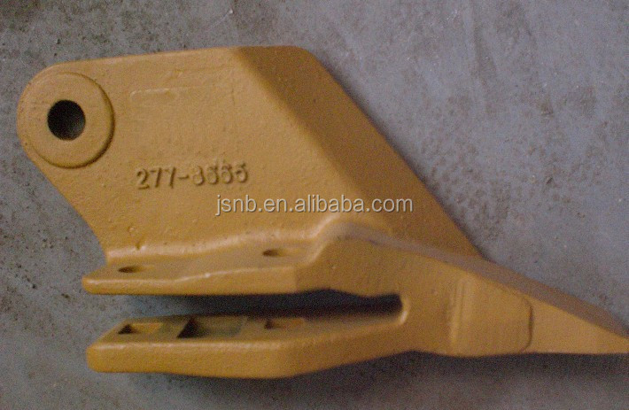 High quality bucket teeth and side cutter 6Y3664 for D5/D6/D7/977/973