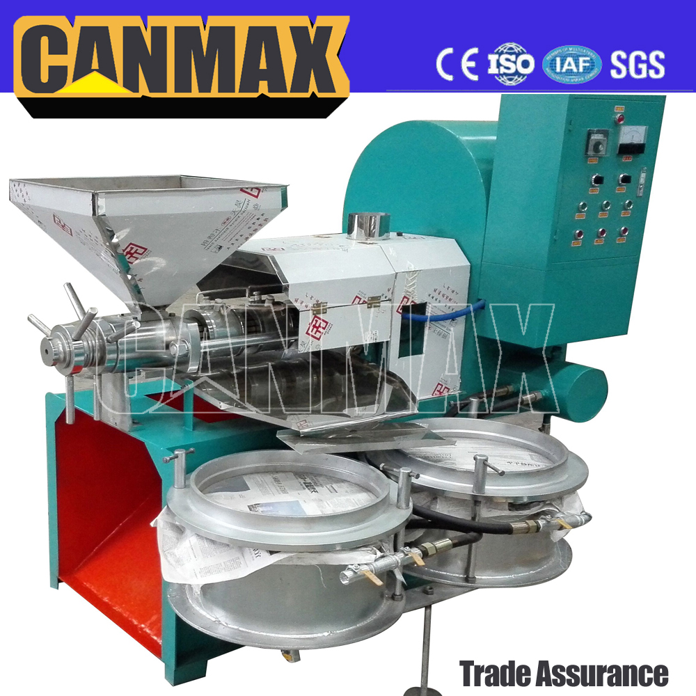 Cold complete line black seeds oil press machine prices/sunflower oil press machine
