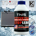 354ml car interior cooling water system radiator stop leak