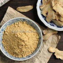 High Purity Fresh Style Natural Yellow Ginger Powder