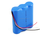 3.7v lithium ion golf cart batteries 18650 battery 7500mah for power supply