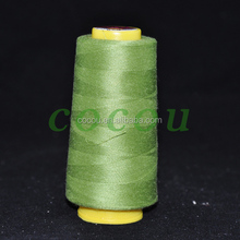 core spun thread for shoes/jeans/books