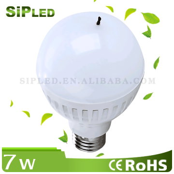 Popular Listed 7W Bulb LED E27 Purify Air negative ion lamp