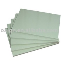 plastic sheet/pvc free form board