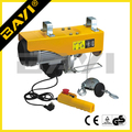 Fixed type lifting equipment pa type mini electric chain hoist with electric winch