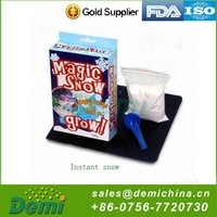 High quality popular wholesale outdoor fake snow new christmas decoration