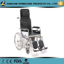electric stair climbing wheelchair with lithium battery power connects wheelchair