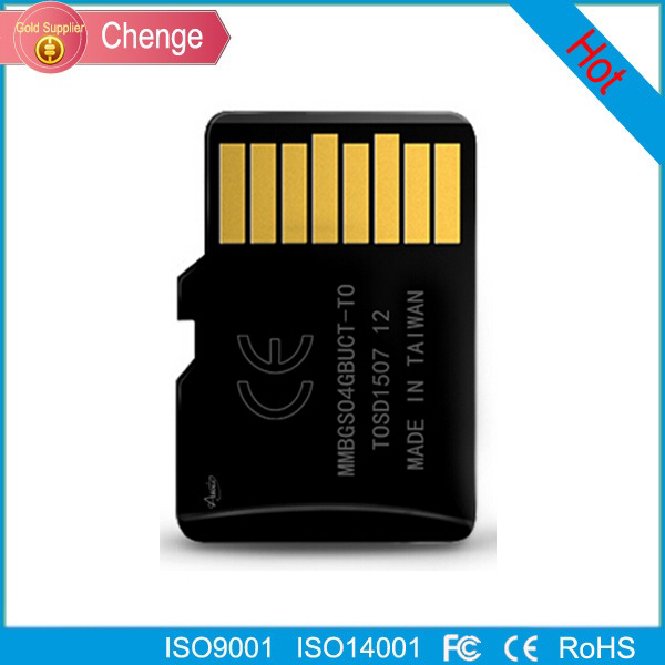 Custom Industry Micro size SD memory card with minus 40 degrees