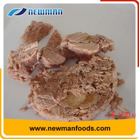 Custom made oli or water brine healthy tuna fish canned tuna