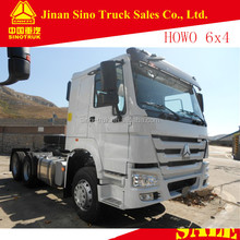 SINOTRUK HOWO tractor truck 6*4 Flat Top truck tractor,international tractor truck head for sale