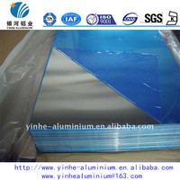 1060 H14 aluminum foil sheet for roofing or cladding wall