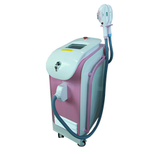 Hot sale 360 magneto optical system shr hair removal machine