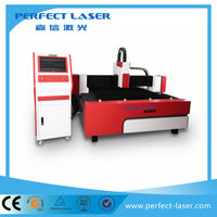 3 years warranty metal logo fiber laser cutter