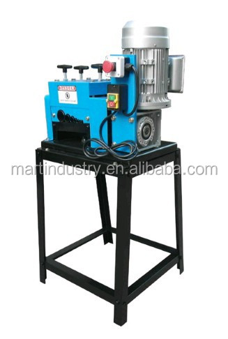 MT002 wire stripping machine 40mm for copper <strong>scrap</strong>