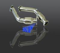 High Flow Catalytic Converters For 2003-2006 NI Z33 350Z Fairlady / G35 Infiniti / V35 Skyline (Fits: 350Z)