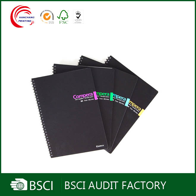 Fine wholesale cheap exercise note book