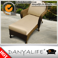 DYLG-D1133 Danyalife 2015 New Outdoor Resin Wicker Swimming Pool Chair