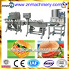 Industrial Beef Meat Rice Automatic Burger Patty Forming Machine